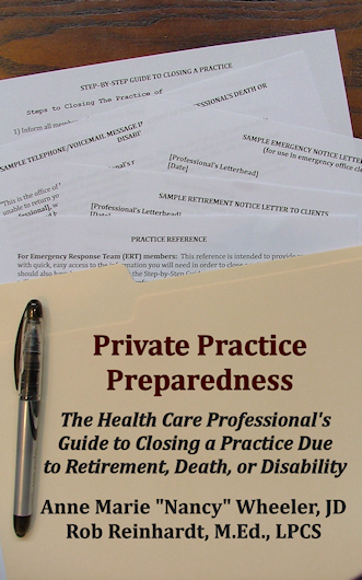 Private Practice Preparedness Templates